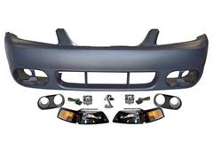 2003-04 Cobra Bumpers, Spoilers, Fog Lights & Headlights