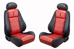 2003-04 Cobra Seats, Upholstery, Carpet, & Floor Mats