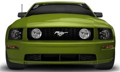 2005-2009 Mustang Convertible Styling Bars