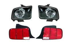 2005-2009 Mustang Exterior Lighting