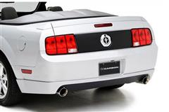 2005-2009 Mustang Rear Bumper Covers & Parts