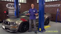 05-09 Mustang GT SVE Appearance Pack Video