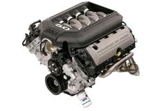 2010 Mustang Engine & Underhood
