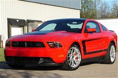 2010-2014 Mustang Side Stripes & Graphics