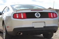 2010-2014 Mustang Trunk Tail Light Panel Decal