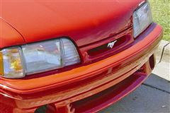 1993 SVT Cobra Grille Insert Installation (Fox Body 87-93)