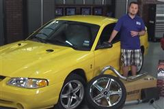 Karson's 98 Chrome Yellow Cobra