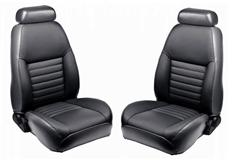 2004 Mustang Leather Seat Upholstery
