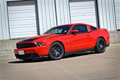 2011 Mustang GT RTR Wheels & Exterior Upgrades