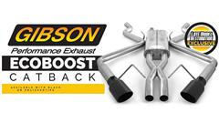 Review: Mustang EcoBoost Gibson Catback Exhaust Kit