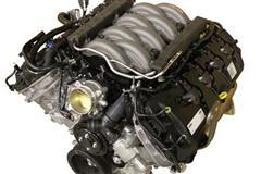 2015 Mustang Engine Parts
