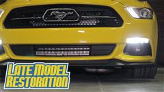 How To: Install 2015-16 Mustang Front LED Turn Signal Switchback Kit