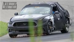 2015 Mustang Loses Some Camouflage