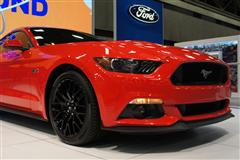 2015 Mustang Paint Codes & Color Options