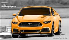 Best 2015 Mustang Renderings!!