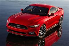 2015 Mustang Specs & Information: S550 Models, Engines, Colors & More