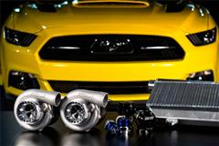 2015 Mustang GT Twin Turbo Project