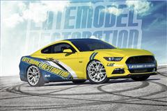 2015 Mustang Wheel & Tire Guide