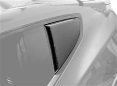 2015 Mustang Window Louvers & Scoops