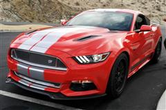 2015 Shelby GT Mustang Revealed