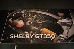 2016 Shelby GT350 Engine Specs