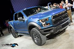 2017 Ford F-150 Raptor Specs and Pictures