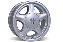 4-Lug Mustang Pony Wheels