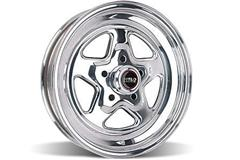 5-Lug Weld Pro Star Mustang Drag Wheels