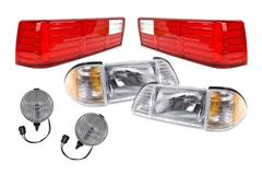 Foxbody Mustang Lights Restoration