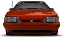 1979-1993 Mustang Caster Camber Plates