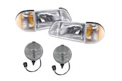 79-93 Mustang Exterior Lighting