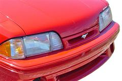 1979-1993 Mustang Front Bumper Covers