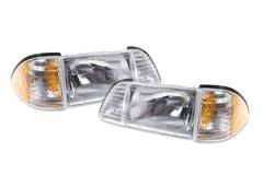 1979-1993 Mustang Headlights