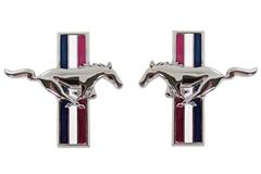 79-93 Mustang Pony Emblems