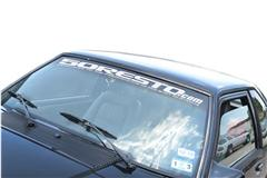1979-1993 Mustang Windshield Banners