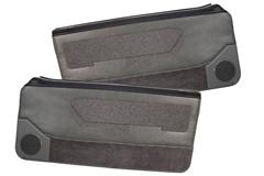 1987-93 Mustang Deluxe Door Panels - Convertible