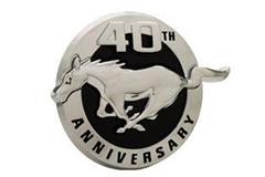 1994-2004 Mustang Anniversary Emblems