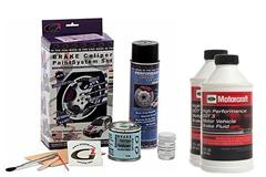 1994-2004 Mustang Brake Fluid & Caliper Paint