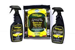 94-04 Mustang Convertible Top Cleaners