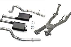 94-04 Mustang Exhaust Tech & News