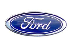 1994-2004 Mustang Ford Oval & Mustang Emblems