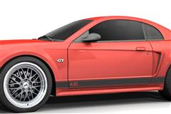 1994-2004 Mustang Side Stripes & Graphics