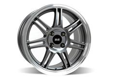 Anthracite Gray 10th Anniversary Mustang Wheels