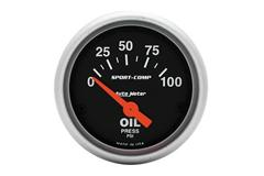 Auto Meter Sport Comp Gauges