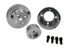 BBK Mustang Underdrive Pulleys