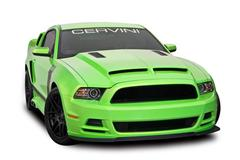 Cervini Mustang Ram Air Hoods