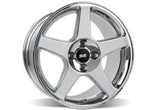 Chrome 03 Cobra Mustang Wheels