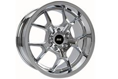 Chrome Ford GT Style Wheels