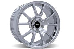 Chrome FR500 Mustang Wheels