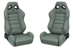 Ford Lightning Corbeau Seats